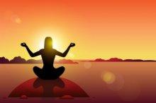 חצי הכוס המלאה - מדיטציה לחשיבה חיובית