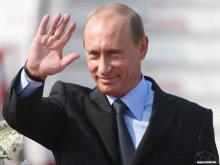 ולדימיר פוטין – ידיו של איש ברזל