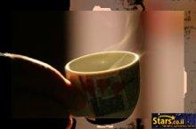 תקשור בכוס קפה