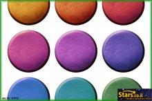 הצבעים על פי הפאנג שואי